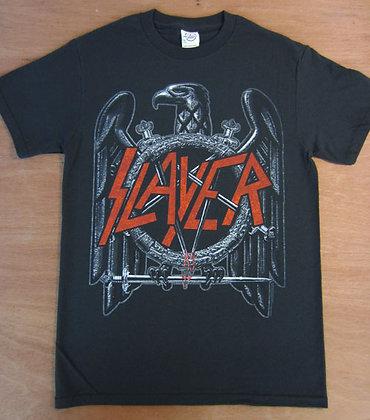 """Slayer"""" Eagle Art T-Shirt"""