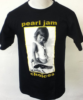 "Pearl Jam"" Choice T-Shirt"