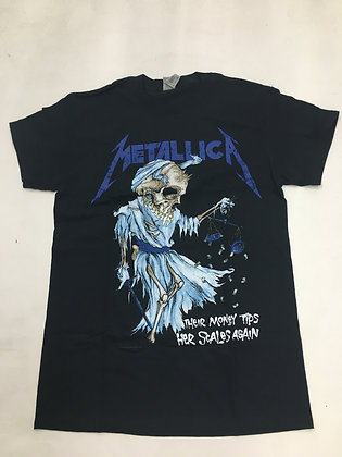 Metallica Scales
