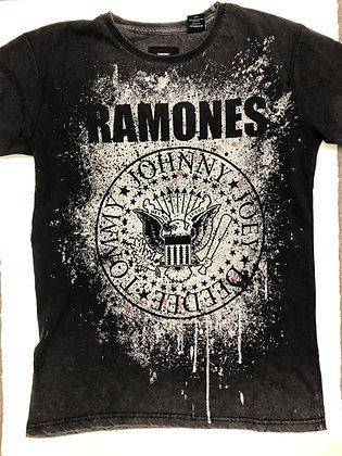 Ramones - distressed T-shirt