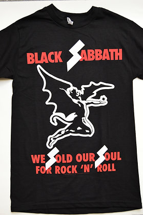 Black Sabbath - We Sold Our Soul For Rock ´n´ Roll