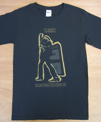 """T-Rex"""" Electric Warrior T-Shirt"""