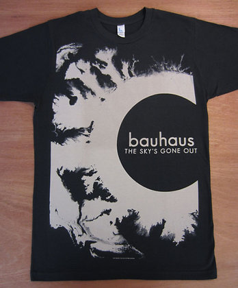 Bauhaus -The Sky's Gone Out T-Shirt