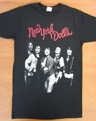 "New York Dolls"" T-Shirt"