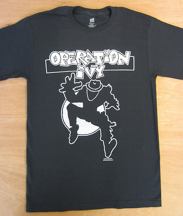 "Operation Ivy"" Dancing Man T-Shirt"