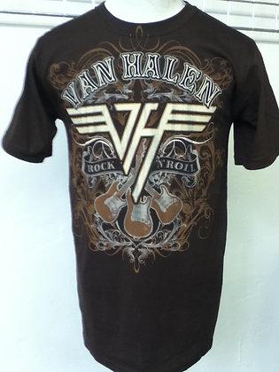 """Van Halen"""" """"rock n roll"""" T-Shirt"""