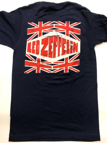 443beb7fe Led Zeppelin- Union Jack