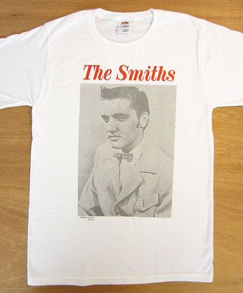 "Smiths"" Young Elvis T-Shirt"