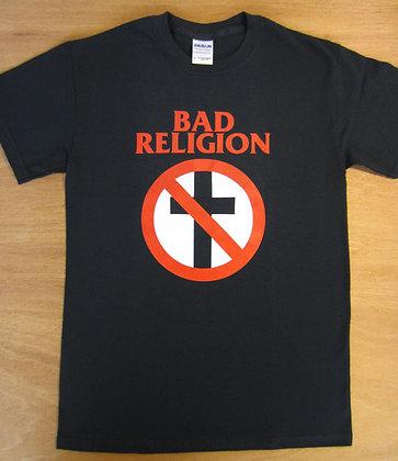 Bad Religion -Crossbuster Logo T-Shirt