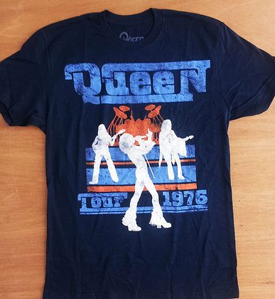 "Queen"" Tour 1976 T-Shirt"
