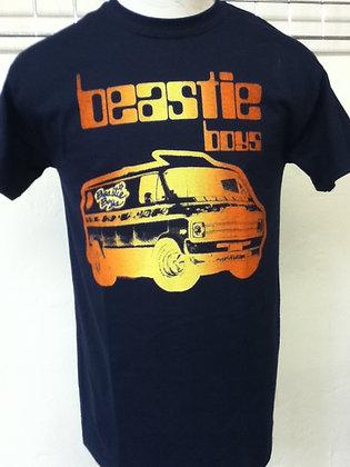 Beastie Boys -retro van T-Shirt