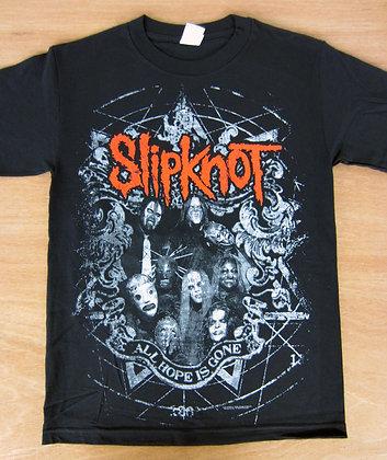 """Slipknot"""" All Hope is Gone T-Shirt"""