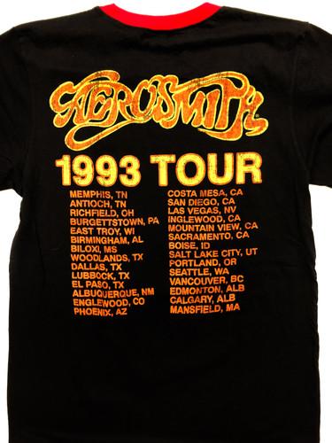 3f3c93414 Aerosmith - 1993 Tour