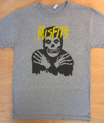 "Misfits"" Hooded Figure T-Shirt"