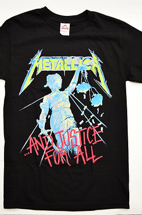 Metallica - And Justice For All (backprint)