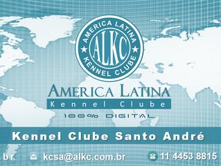 Bem vindo, Kennel Clube Sto. André