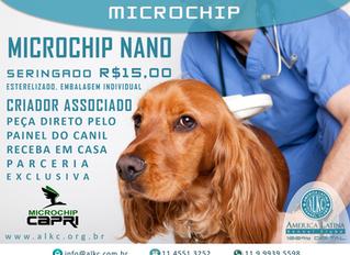 Microchip a preço de custo!