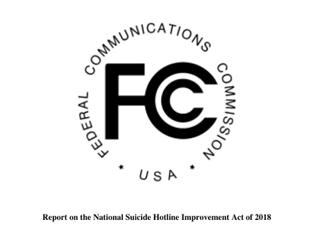 FCC Recommends Designating 988 As The 3-Digit Number For A National Suicide Prevention Hotline