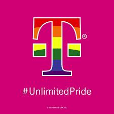 T-Mobile Celebrates Pride