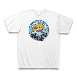 デフォルメカーのTR4ワンコくんTシャツ