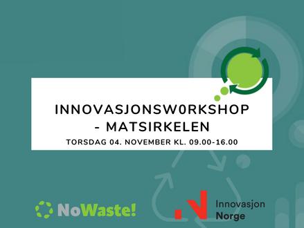 Bli med på innovasjonsworkshop i Asker - Matsirkelen