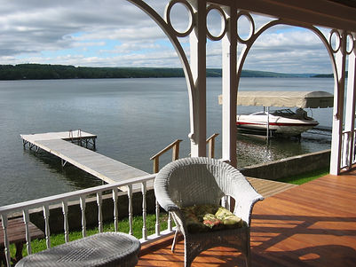 Mary St. George - Nothnagle Realtors Homes of Distinction Finger Lakes lakefront realtor