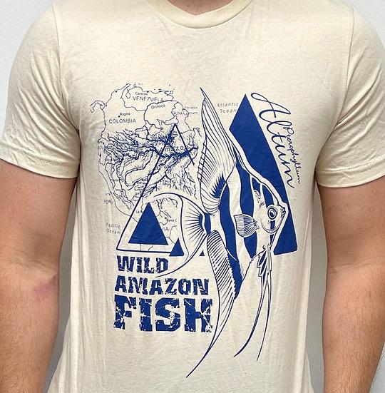 Angel Fish Brazilian design T-Shirt