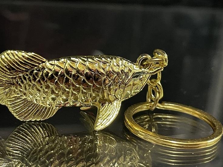 Asian Arowana key chain