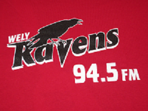 WELY Ravens Tee Shirt - Youth
