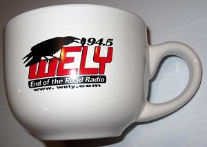 WELY Latte (Rootbeer Float, Cereal, Ramen) Mug