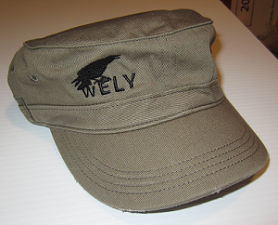 WELY Cap - Olive