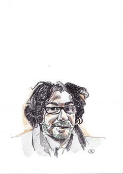 #lindarandazzo Daniele Ciprì tecnica mista 2011