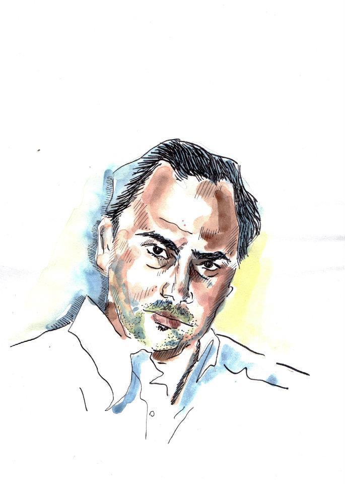 #lindarandazzo Antonio Pagliaro tecnica mista 2011