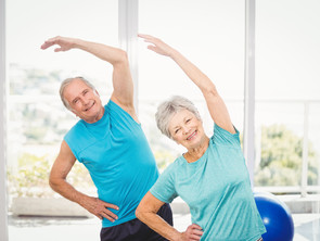 Active Seniors...Stay Active!