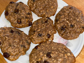 A Healthier Cookie?