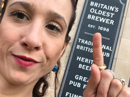 A  mais antiga cervejaria britânica