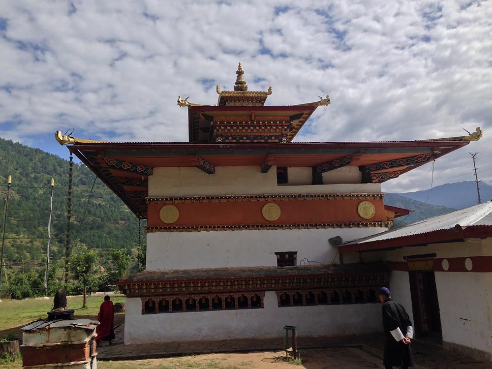 Mosteiro budista Chimi Lhakhang