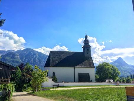 A capela de São Jorge na Bavaria