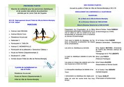 Programme partie 1 et 2