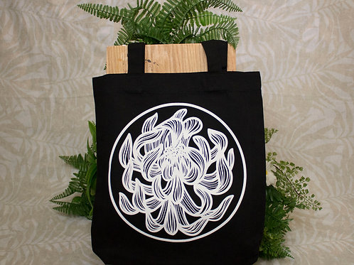 Chrysanthemum Tote Bag