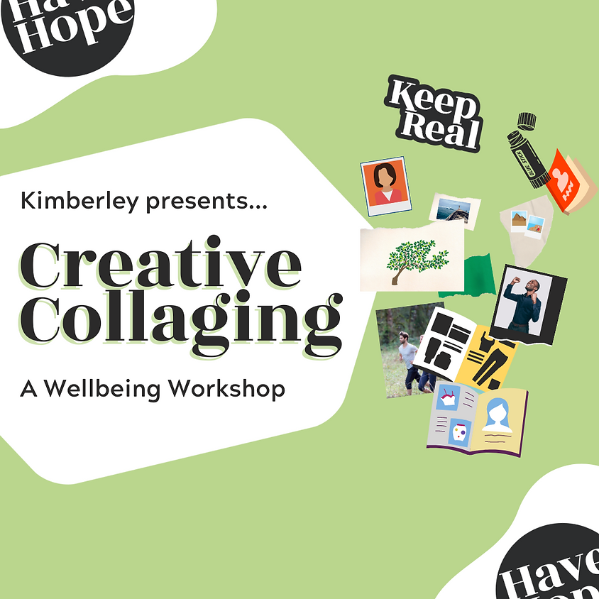 Creative Collaging - April Workshop