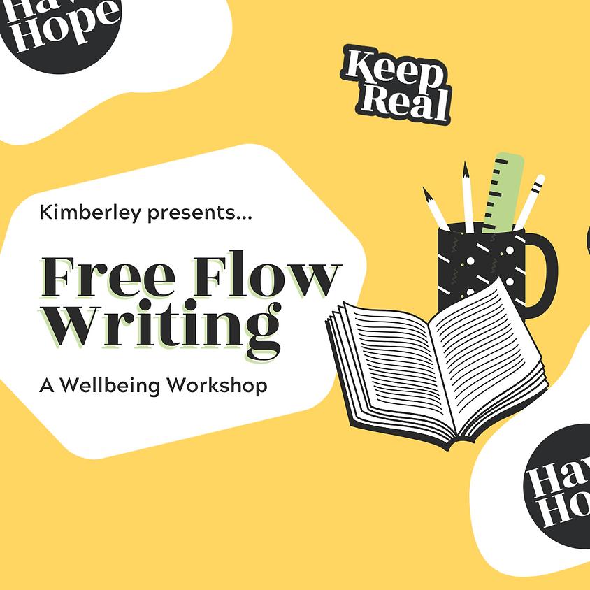 Free Flow Writing Workshop - 23rd June
