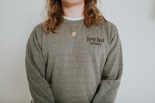 Keep Real Sweatshirt