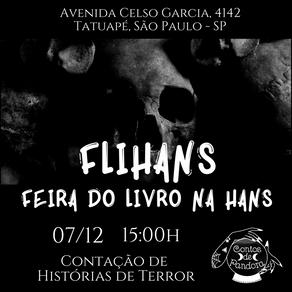 FLIHANS - Feira do Livro na Hans