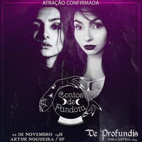 De Profundis - Feira Gótica em Artur Nogueira