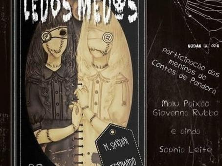 """Contos de Pandora participa da 2ª edição da revista """"Ledos Medos"""""""