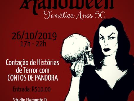 Halloween Anos 50