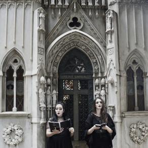 Sarau Tour no Cemitério da Consolação