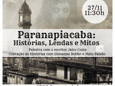 Paranapiacaba: Histórias, Lendas e Mitos