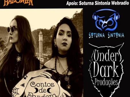 Contos de Pandora no Sarau dos Malditos (GOTHAM 2020)